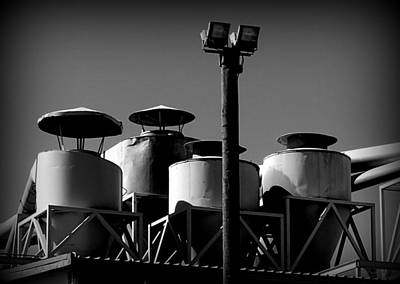 Photograph - The Watchers by Guy Pettingell