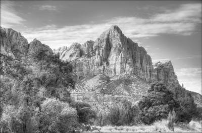 Photograph - The Watchman by Jeff Cook