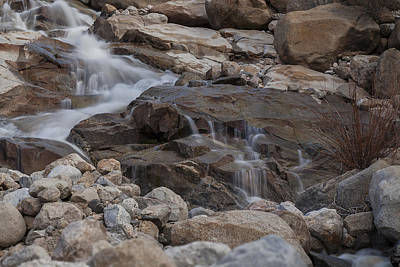 Photograph - The Waterfall by Amber Kresge