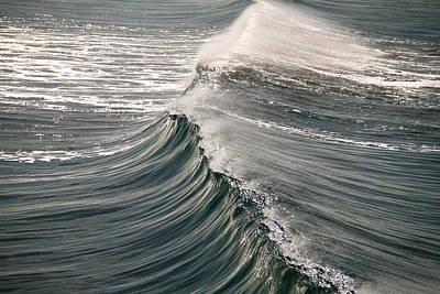 The Wave Art Print by John Babis
