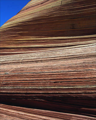 'the Wave' North Coyote Buttes 06 Art Print