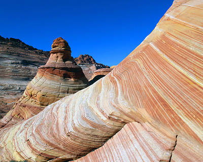 'the Wave' North Coyote Buttes 10 Art Print