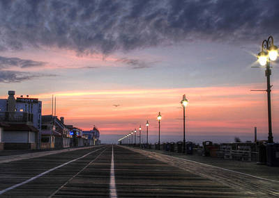 Ocean City Nj Photograph - The Way I Like It by Lori Deiter