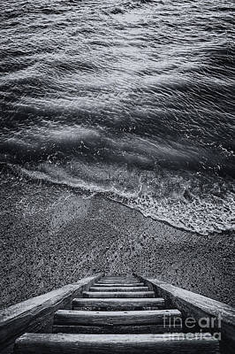 The Way To Unknown Print by Svetlana Sewell