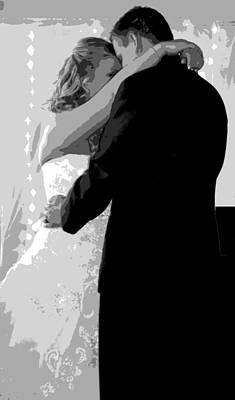 Photograph - The Wedding Dance by Deena Stoddard