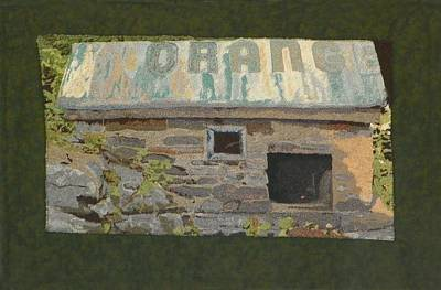 Mixed Media - The Well House  by Jenny Williams