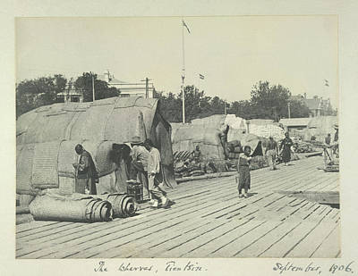 Aristocrat Photograph - The Wharves by British Library