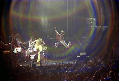Pete Townshend Photograph - The Who Jump by Mike Norton