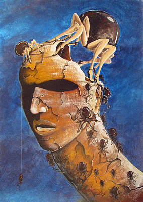 The Widow Original by Kevin Escobar