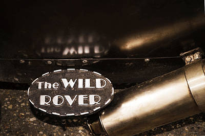 Photograph - The Wild Rover by Yvon van der Wijk