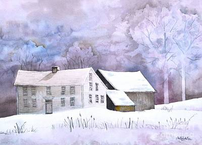 The Wilder Homestead Original by Sally Rice