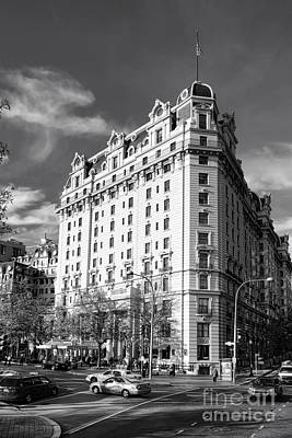 The Willard Hotel Art Print by Olivier Le Queinec