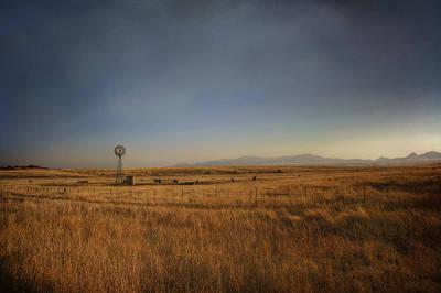 Windmill Photograph - The Windmill by Terri Procknow