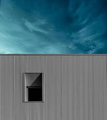 Minimalism Photograph - The Window by Alfonso Novillo