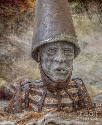 Steampunk Royalty-Free and Rights-Managed Images - The Wizard by Randy Steele