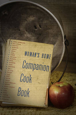 The Womans Home Companion Art Print by Kenny Francis