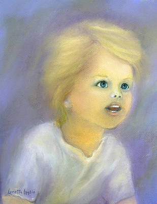Painting - The Wonder Of Childhood by Loretta Luglio