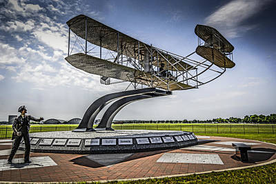 The Wright Flyer Original by Chris Smith
