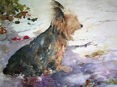 The Yorkie Cutter Original by Rose Sinatra