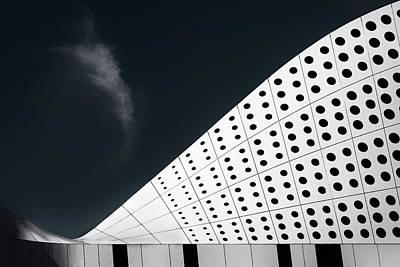Rotterdam Photograph - Theatre by Jeroen Van De