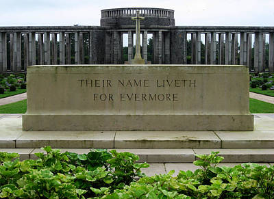 Photograph - Their Name Liveth For Evermore by RicardMN Photography