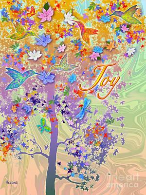 Themes Of The Heart-joy Original