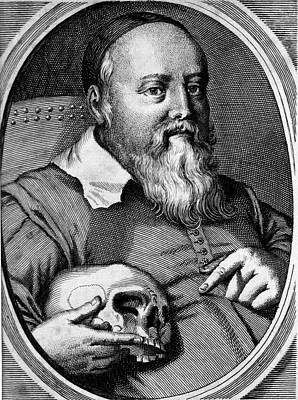 Theodore De Mayerne Art Print by National Library Of Medicine