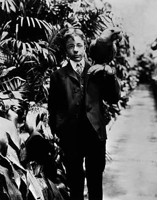 Photograph - Theodore Roosevelt, Jr by Granger
