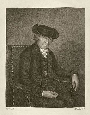 1700s Photograph - Theophilus Buckeridge by Middle Temple Library