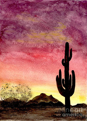 Sonora Painting - There Is A God by Flamingo Graphix John Ellis