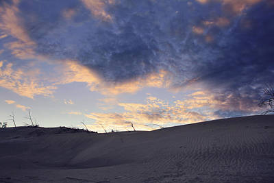Sand Dunes Photograph - There Is Love by Laurie Search