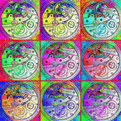 There Is Never Enough Time 20130606 Art Print by Wingsdomain Art and Photography