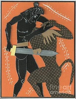 Theseus And The Minotaur Original