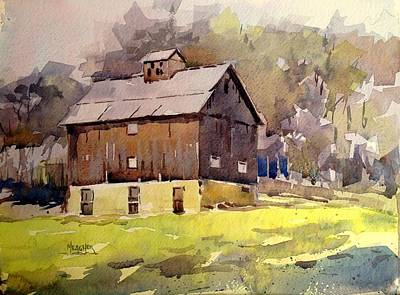 Grafton Painting - They Don't Make Them Like They Used To by Spencer Meagher