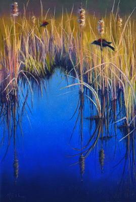 Painting - Thier Return by Marjie Eakin-Petty