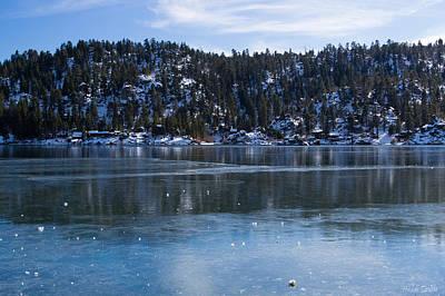 Photograph - Thin Ice by Heidi Smith