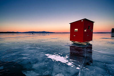 Photograph - Thin Ice? by Robert Clifford