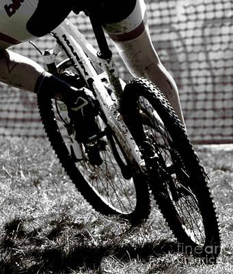 Bike Races Photograph - Things That Dirt  by Steven Digman
