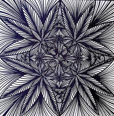 Marijuana Leaf Drawings Fine Art America
