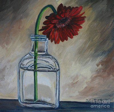 Painting - Thinking Of You by Julie Brugh Riffey
