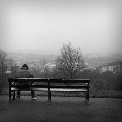 Photograph - Thinking Time by Christopher Rees