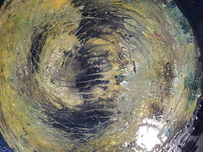 Mixed Media - Third Eye Blind by Jane Biven