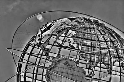 Photograph - Third Of The World by Rick Kuperberg Sr