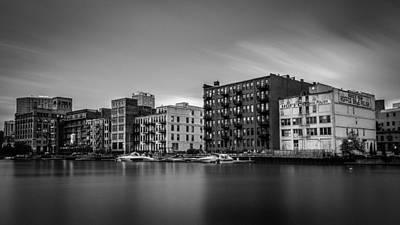 Milwaukee Skyline Photograph - Third Ward by Josh Eral