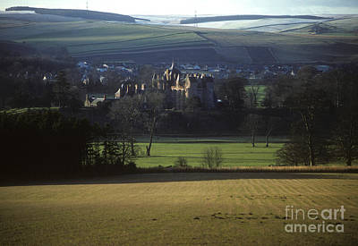 Photograph - Thirlestane Castle - Scotland by Phil Banks
