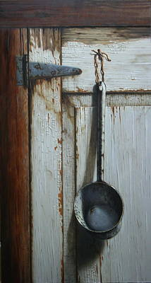 Painting - Thirsty II by William Albanese Sr