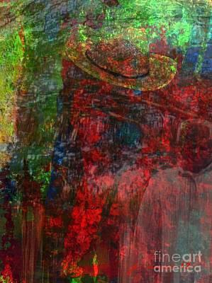Contradictions Digital Art - This Easter Sunday  Ce Dimanche De Paques by Fania Simon