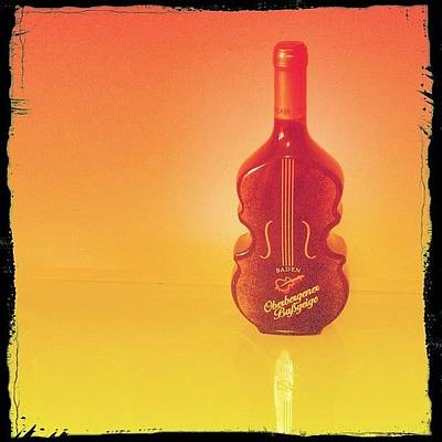 Violin Wall Art - Photograph - This Gift From A Friend Could Be Great by Dan Warwick