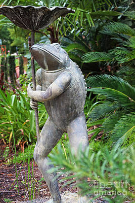 Photograph - This Is Just My Day Job - Garden Art by Ella Kaye Dickey
