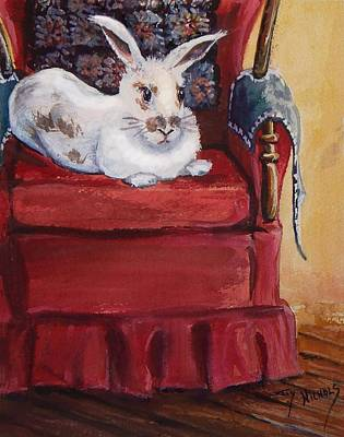 This Is My Chair Original by Joy Nichols